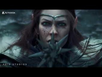 Autodesk 2019 Film and TV, VFX, Games and Advertising Showreel
