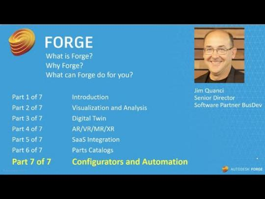 """""""What can you do with Forge"""" series - Part 7 of 7"""